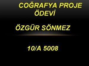 CORAFYA PROJE DEV ZGR SNMEZ 10A 5008 Ulam