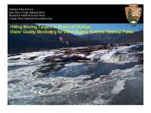 National Park Service New River Gorge National River
