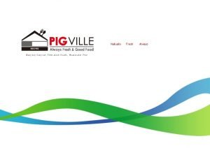 PIGVILLE Easy buy Easy eat Think about Health