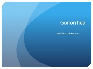 Gonorrhea Neisseria Gonorrhoeae https www youtube comwatch vEww