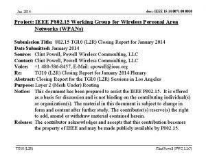 Jan 2014 doc IEEE 15 14 0071 00
