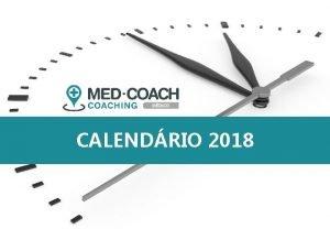 AMAXI PERFORMANCE PROGRAMA MEDCOACH CALENDRIO 2018 CALENDRIO DE