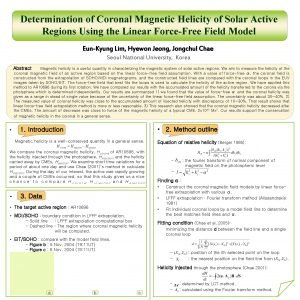 Determination of Coronal Magnetic Helicity of Solar Active