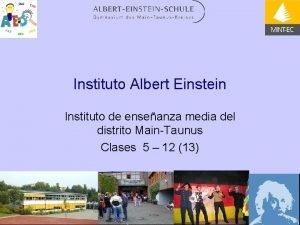 Instituto Albert Einstein Instituto de enseanza media del