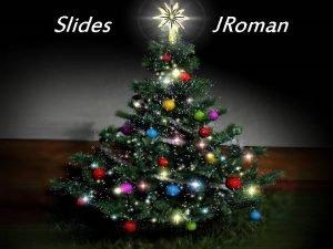 Slides JRoman Histria e significado da rvore de
