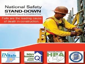 Duty to Have Fall Protection 1926 501 Fall