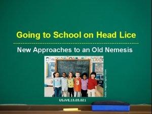Going to School on Head Lice Getty ImagesDigital