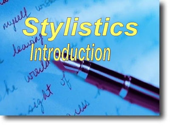 stylistics style linguistics 2 What is style Style