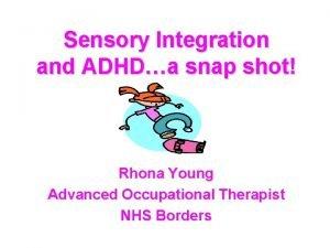 Sensory Integration and ADHDa snap shot Rhona Young