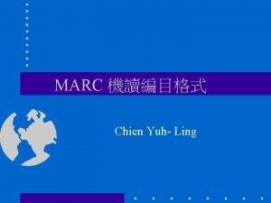 MARC Chien Yuh Ling 210 210 a Washington