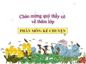PH N MN K CHUYN K chuyn K