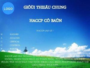 LOGO GII THIEU CHUNG HACCP C BAN H
