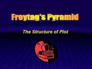 The Structure of Plot Plot the authors arrangement