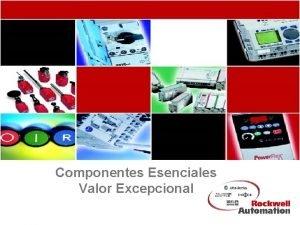 Componentes Esenciales Valor Excepcional Que valor se obtiene