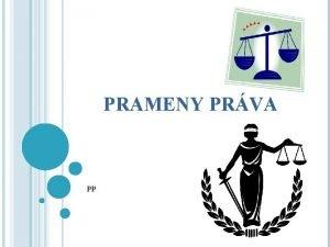PRAMENY PRVA pp PRAMENY OBECN v Kontinetlnevropsk systm
