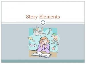 Story Elements Plot What is the Plot Plot