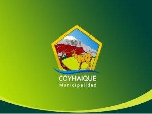 Contaminacin en Coyhaique Altos ndices de Contaminacin en