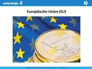 4 Europische Union EU sterreichischer Bundesverlag Schulbuch Gmb