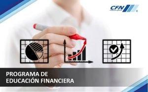 PROGRAMA DE EDUCACIN FINANCIERA NORMATIVA JUNTA BANCARIA DEL
