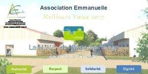 Association Emmanuelle Meilleurs Vux 2017 La M A