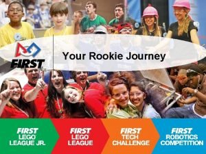 Your Rookie Journey 1 The Rookie Journey Overview