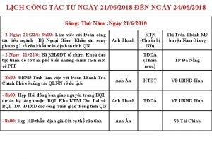 LCH CNG TC T NGY 21062018 N NGY