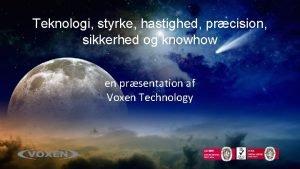 Teknologi styrke hastighed prcision sikkerhed og knowhow en