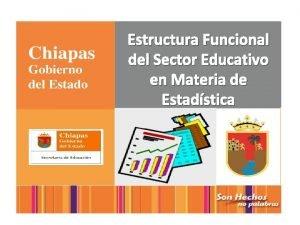 Estructura Funcional Del Sector Funcional Educativo Materia de