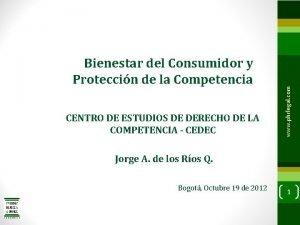 CENTRO DE ESTUDIOS DE DERECHO DE LA COMPETENCIA