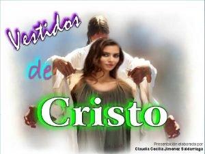 Presentacin elaborada por Claudia Cecilia Jimenez Saldarriaga Sbado