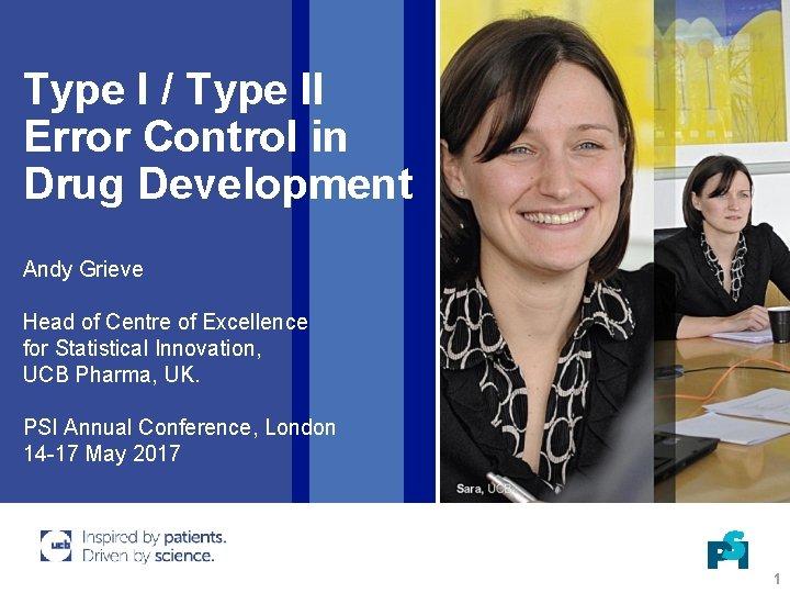 Type I Type II Error Control in Drug