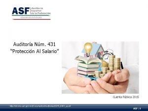 Auditora Nm 431 Proteccin Al Salario Cuenta Pblica
