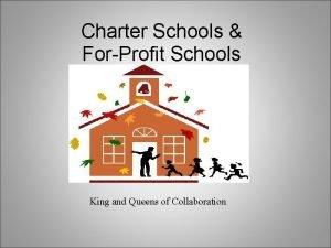 Charter Schools ForProfit Schools King and Queens of
