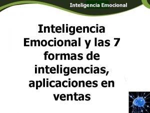 Inteligencia Emocional Panam Inteligencia Emocional y las 7