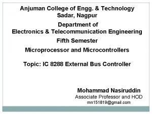 Anjuman College of Engg Technology Sadar Nagpur Department