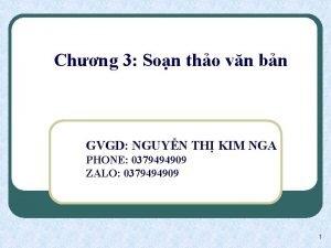 Chng 3 Son tho vn bn GVGD NGUYN