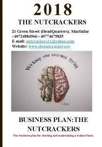 2018 THE NUTCRACKERS 21 Green Street Head Quarters