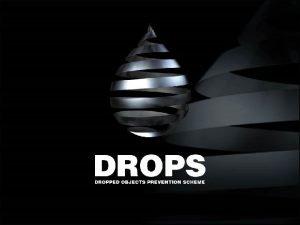 Workgroup Members DROPS Members Workpacks DROPS Training DROPS