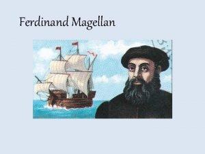 Ferdinand Magellan Crbh Ferdinand Magellan Taiscala ciliil ba