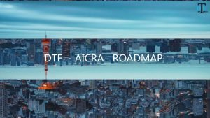 DTF AICRA ROADMAP ROADMAP FOR ESTABLISHING TECHNOLOGY AND