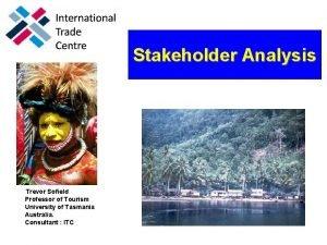 Tourism Management in in the GMS NovemberDecember November