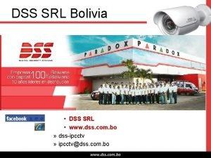 DSS SRL Bolivia DSS SRL www dss com