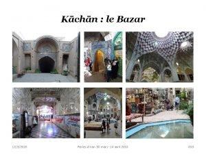 Kchn le Bazar 1232020 Perles dIran 30 mars
