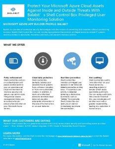 Partner Logo Protect Your Microsoft Azure Cloud Assets