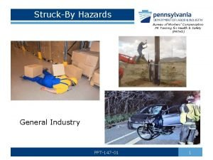 StruckBy Hazards Bureau of Workers Compensation PA Training