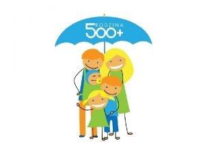 Program Rodzina 500 wprowadzony na podstawie ustawy z