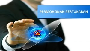 PERMOHONAN PERTUKARAN OBJEKTIF Pengenalan Kepada Wakil Kementerian Jabatan