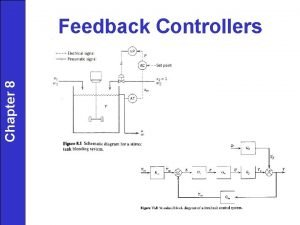 Chapter 8 Feedback Controllers Chapter 8 Onoff Controllers