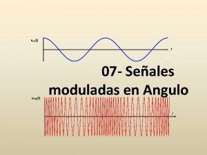 07 Seales moduladas en Angulo Modulacin Toda onda