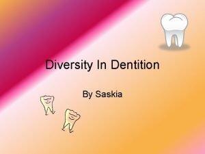Diversity In Dentition By Saskia Herbivore Cow Cows